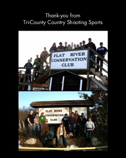 Tri County Country Shooting Sports thanks FRCC for use of their facility